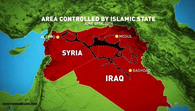 The Islamic State - ISIS - has recruited an army hundreds of thousands strong, far larger than previous estimates by the CIA, according to a senior Kurdish leader. 200,000 War Fighters <<< >>> L'État islamique - ISIS - a recruté une armée forte de centaines de milliers de personnes, beaucoup plus importante que les estimations précédentes de la CIA, selon un dirigeant kurde. 200.000 combattants.