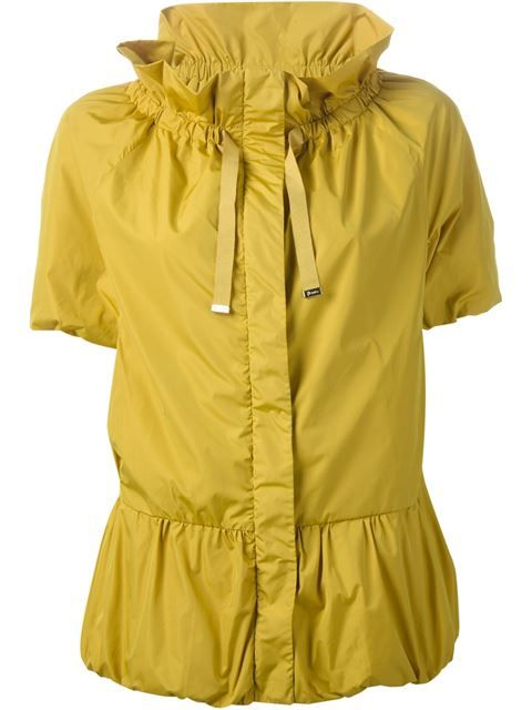 Shop Herno short sleeve windbreaker in D'Aniello from the world's best independent boutiques at farfetch.com. Over 1500 brands from 300 boutiques in one website.