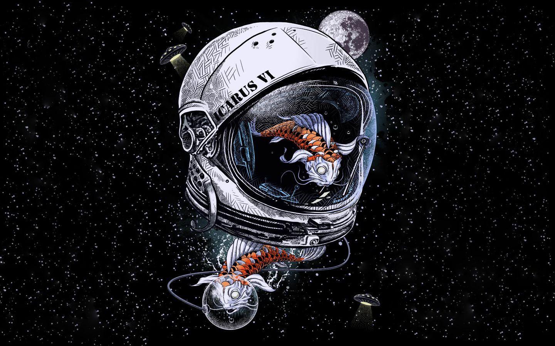Daily Inspiration 1569 Astronaut helmet, Art, Helmet tattoo