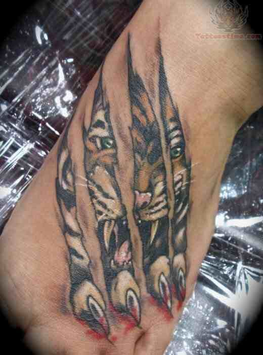 image result for tiger claw marks tattoo matt tattoos pinterest rh pinterest com tiger claw tattoo slc tiger claw tattoo instagram