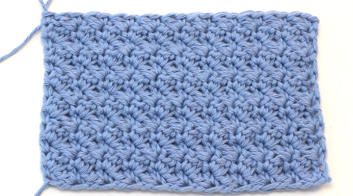 Crochet The Suzette Stitch Blanket Tutorial   Bebe