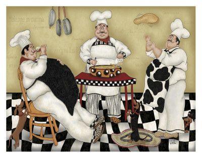 Captivating Kitchen Kapers I Art.com