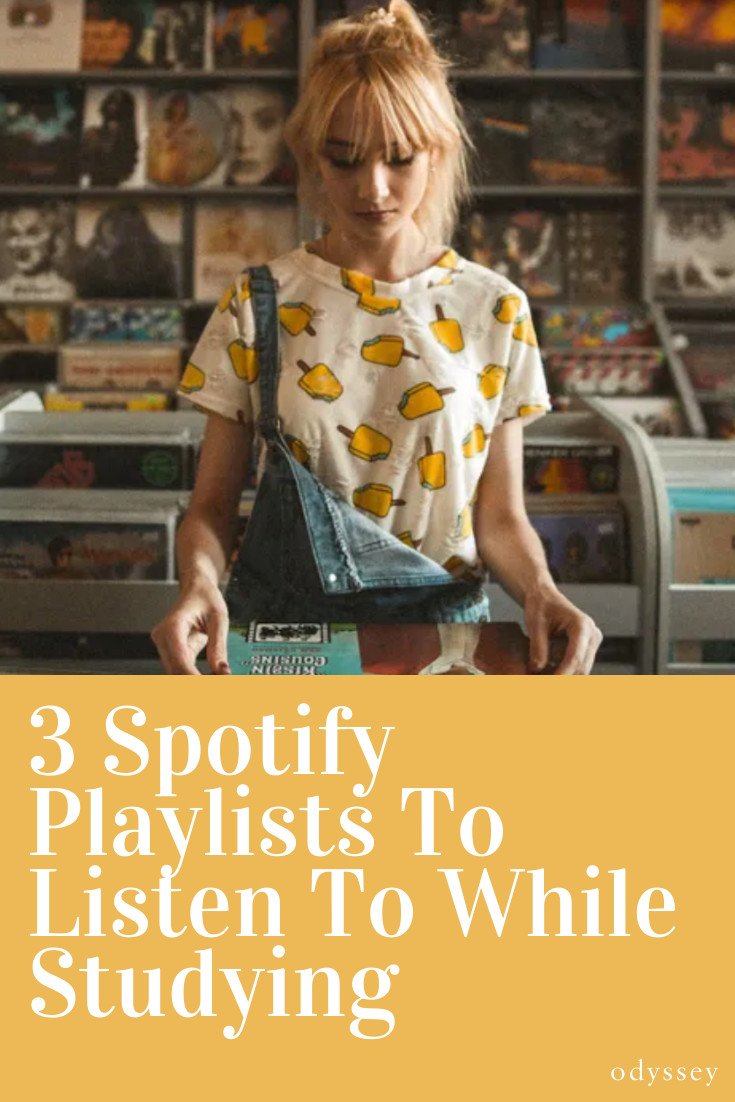 3 #Spotify #Playlists To Listen To While #Studying