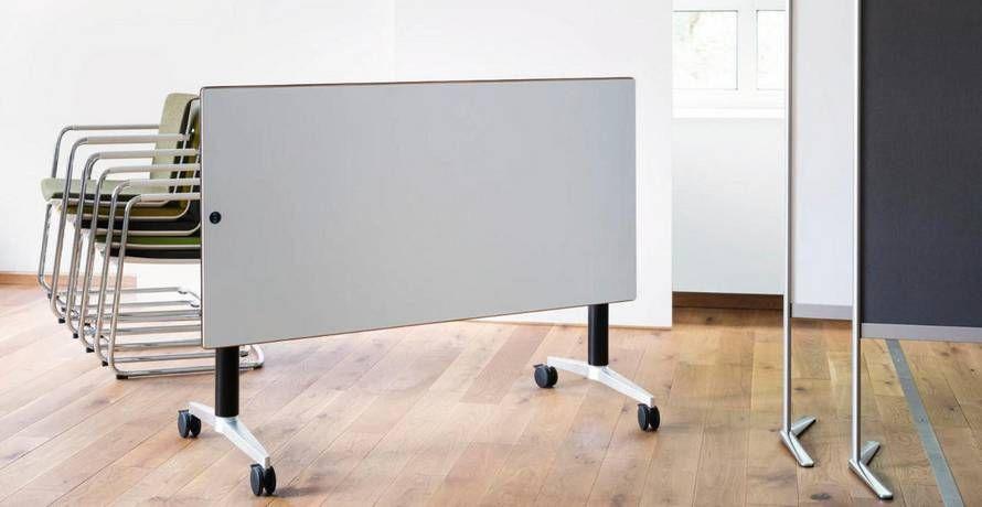 Mobiler Hohenverstellbarer Konferenztisch Timetable Lilft Von Wilkhahn Konferenztisch Buromobel Tisch