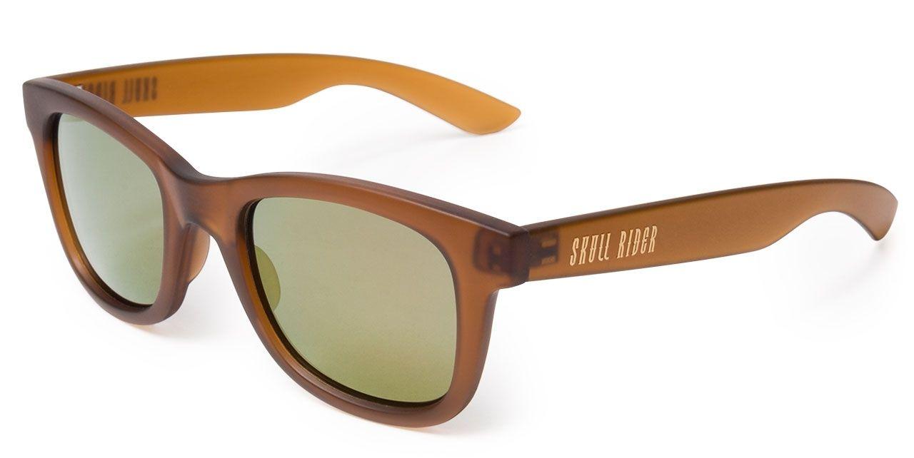 Skull Rider sunglasses in Vintage — a Jorge Lorenzo product.