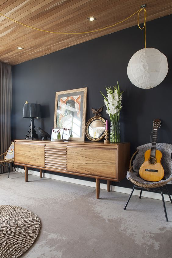 The Charcoal Grey Color Code You Need In Your Home