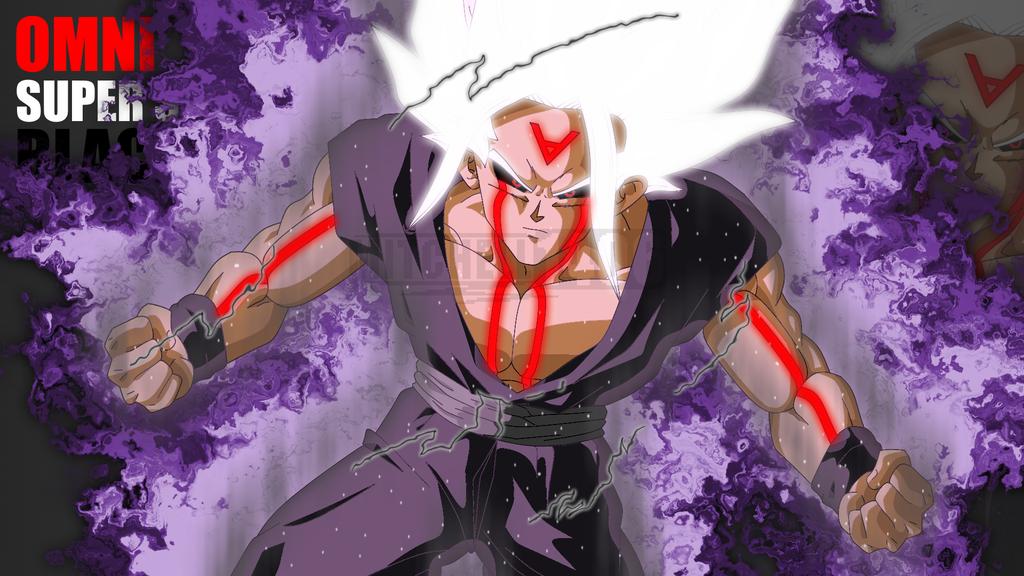 Super Saiyan White Black Goku With Aura By Https Www Deviantart Com Mitchell1406 On Deviantar Dragon Ball Wallpapers Anime Dragon Ball Dragon Ball Artwork