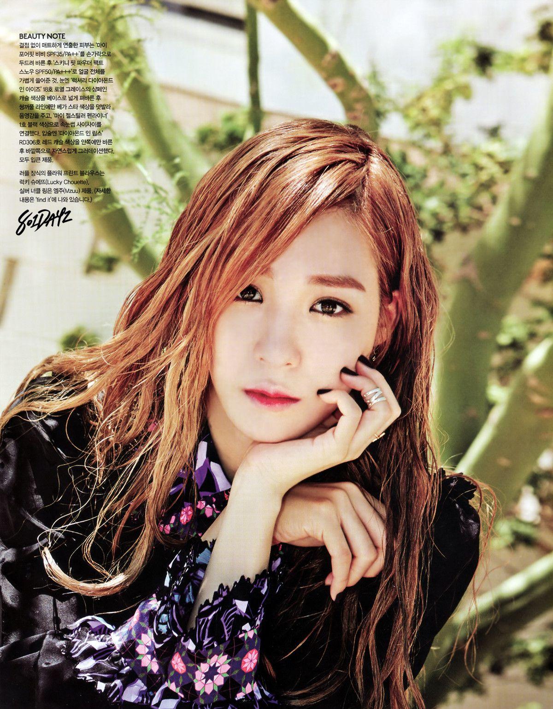 SNSD, Girls Generation TaeTiSeo Tiffany
