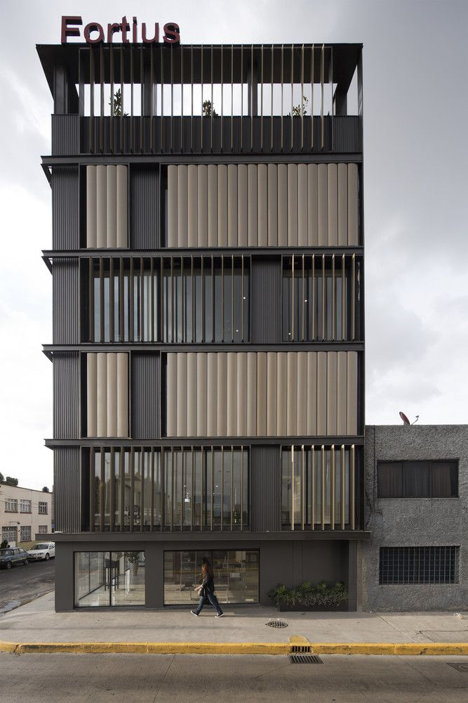 Renovation of m xico fortius office building erreqerre for Arquitectura y urbanismo