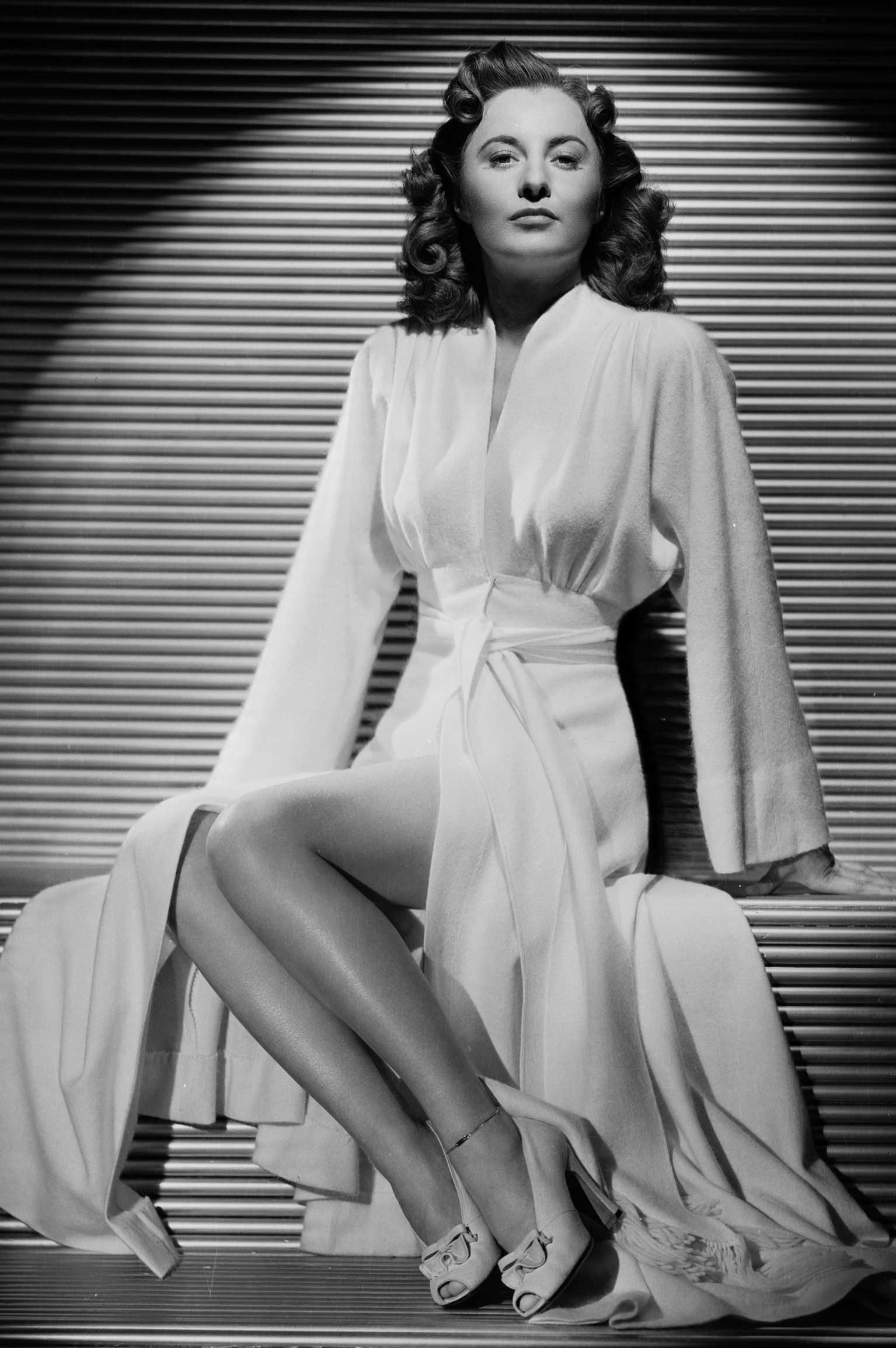 An Homage to the Lovely, Feisty Barbara Stanwyck
