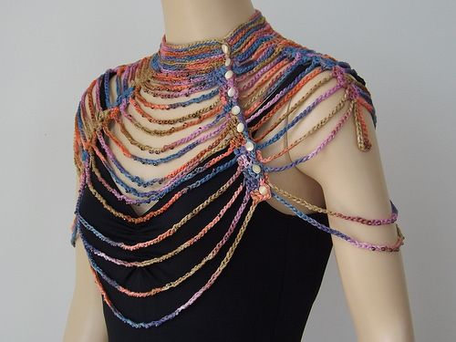 56 Waterfall Collar by Jessie Rayot | Honorable Mention Acce… | Flickr