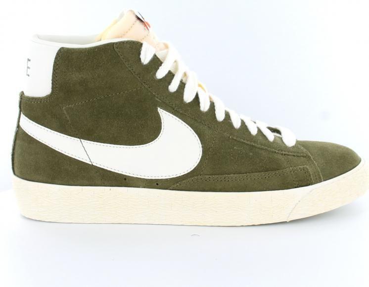 get cheap d9361 20866 Nike Blazer vintage KAKI CLAIR - I want, i want, i want !