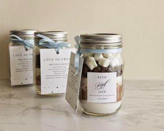 Bodas en invierno 5 ideas para regalar a tus invitados for Cosas para regalar en una boda
