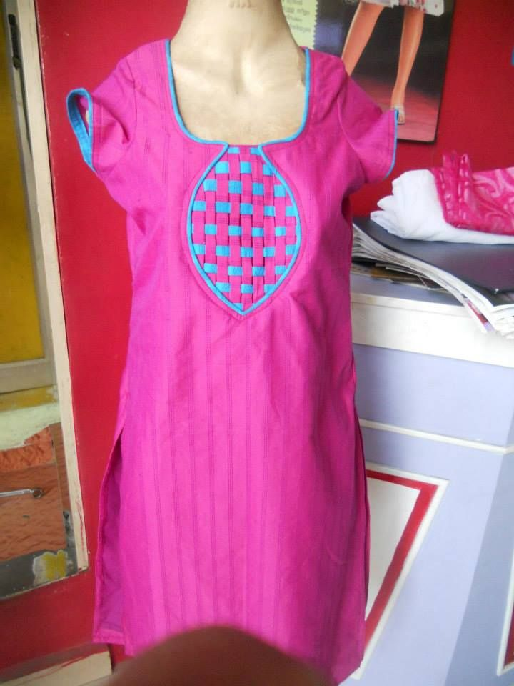 How To Make Different Types Of Kurthi Neck Patterns Priti Neck