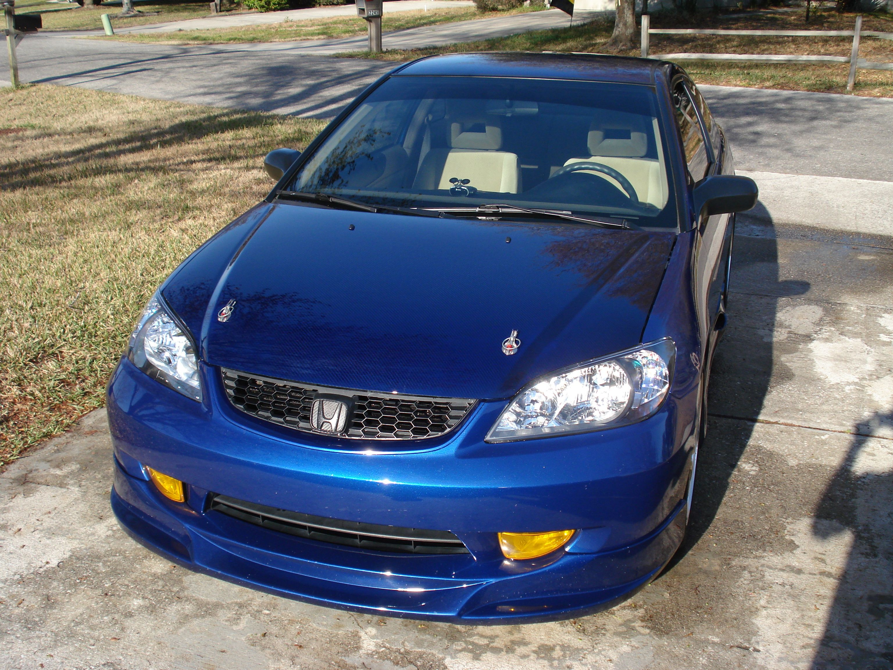2004 2005 Honda Civic 7th Generation Em Es