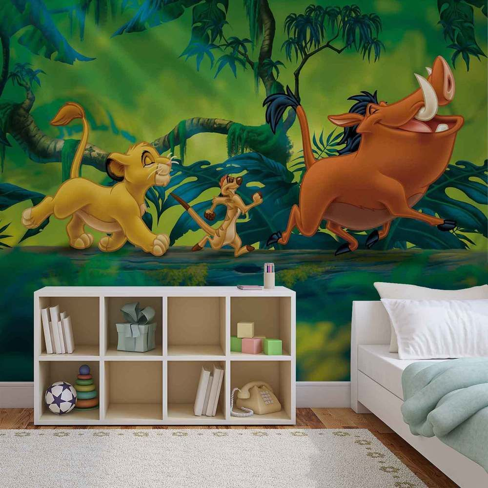 Photo wallpaper (wall murals) offer an amazing and easy