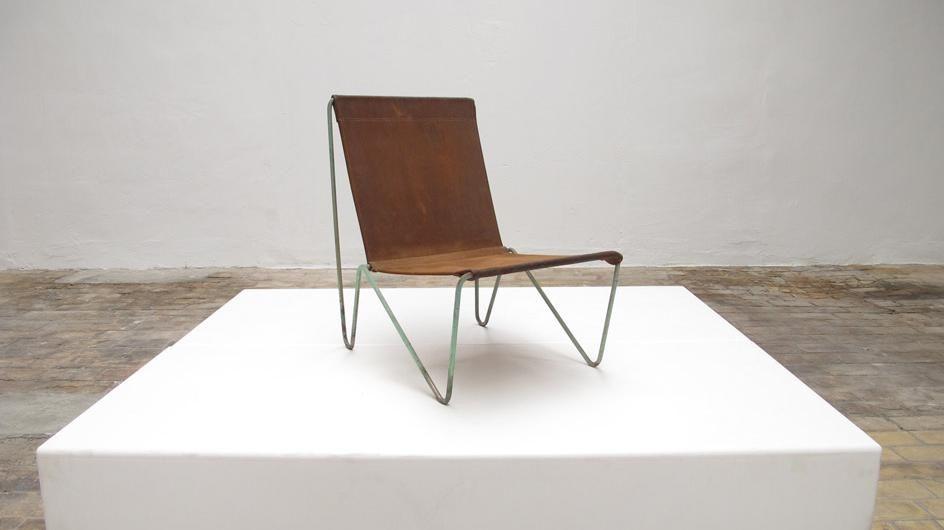 Bachelor Chair by Verner Panton for Fritz Hansen, 1955