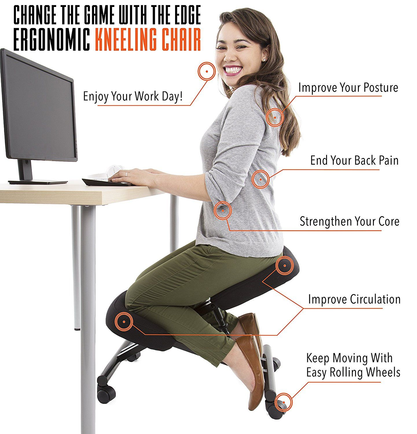 kneeling posture office chair best home office furniture check