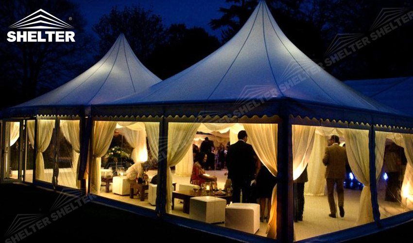 SHELTER High Peak Marquee