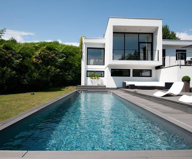 photo deco terrasse balcon veranda moderne piscines desjoyaux deco pinterest veranda. Black Bedroom Furniture Sets. Home Design Ideas