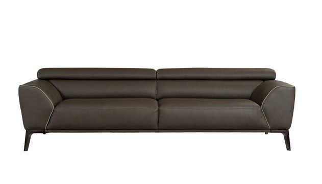 Canap design original en tissu 2 places bubble by for Canape roche bobois cuir