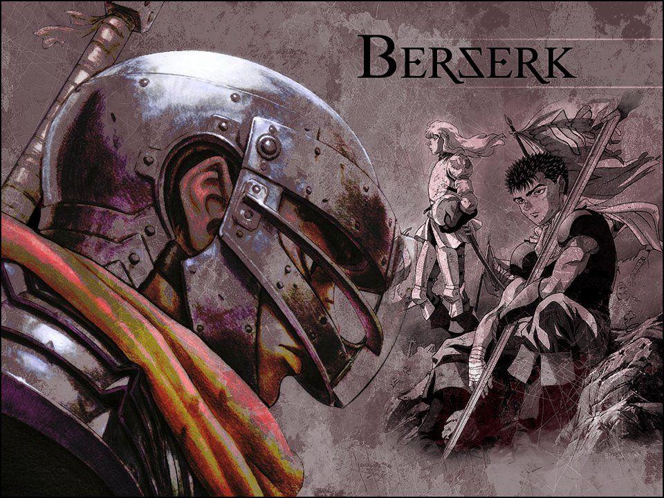 Dark fantasy:BERSERK Animation of Japan