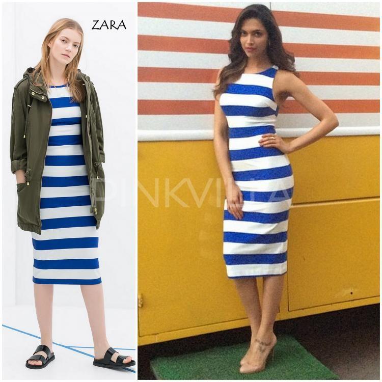 3574061f8903 Yay or Nay : Deepika Padukone in Zara | Fashion | Fashion, Deepika ...