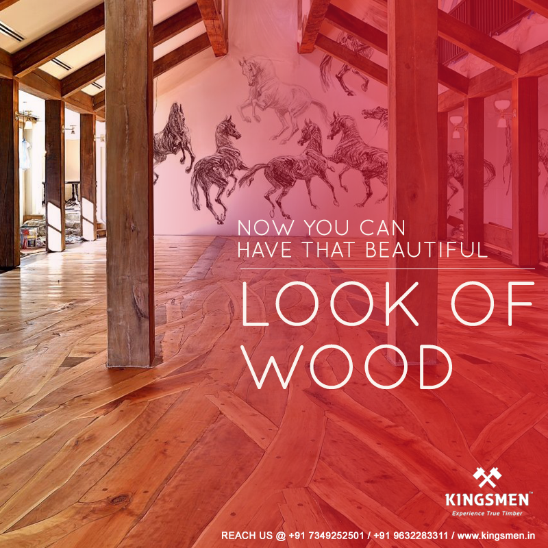 Kingsmen They Are The Wooden Flooring Dealers In Bangalore Specialized In Providing Engineered Wooden Flooring Laminated Wooden Flooring