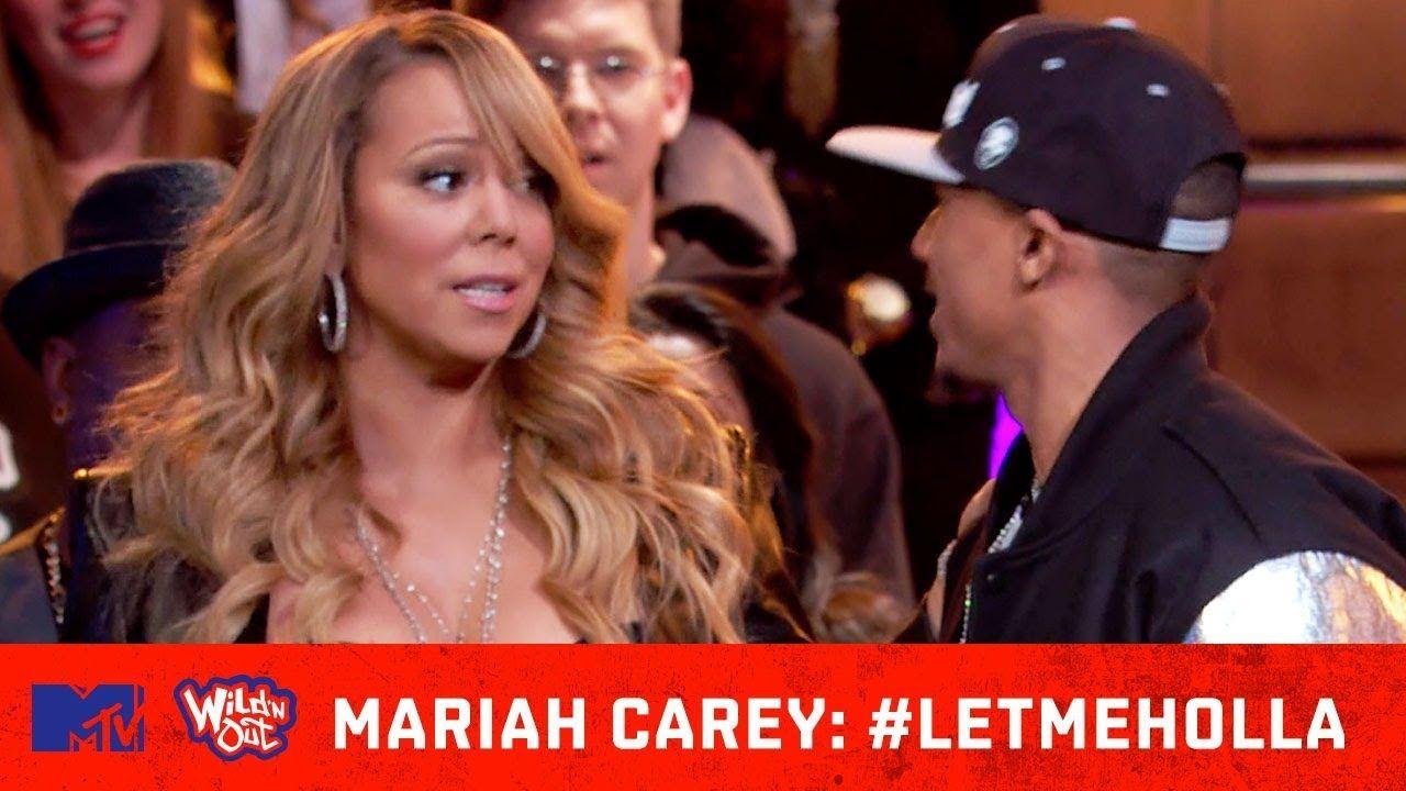 Pin By ud835udd0fud835udd22ud835udd26ud835udd29ud835udd1eud835udd2bud835udd26ud835udd26ud835udd26 On Wild N Out Mariah Carey Mariah Carey Nick Cannon Nick Cannon