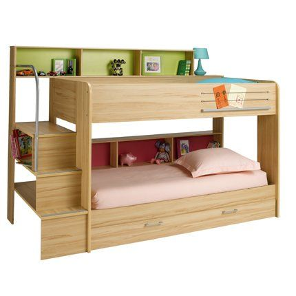 lits superpos s beebop lit superpos superpose et castorama. Black Bedroom Furniture Sets. Home Design Ideas
