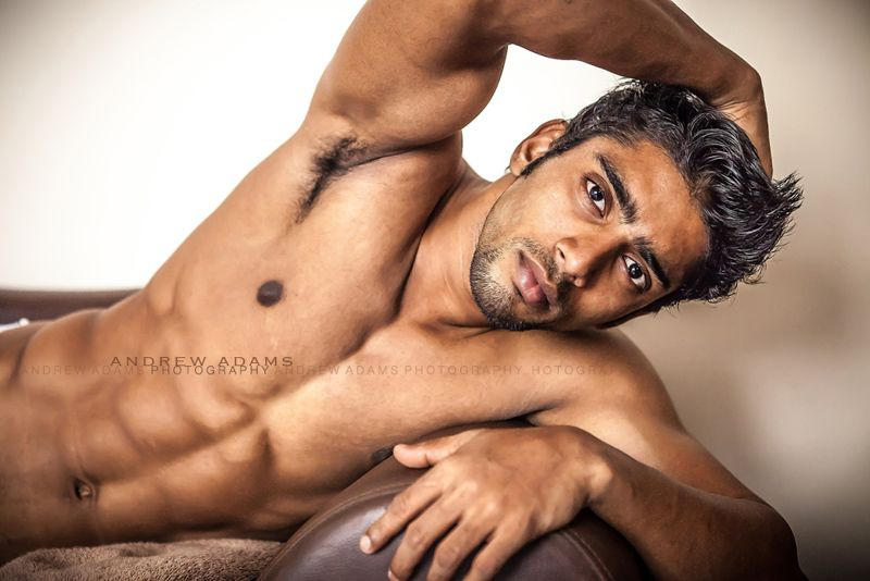 South indian nude male models