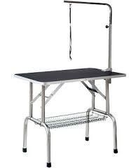 Dog Grooming Tables For Sale Google Search With Images Dog Grooming Pet Dogs Portable Dog Kennels