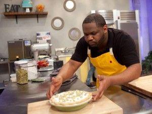 Chef Dwyane Ingraham shares his #FoodNetwork Spring Baking
