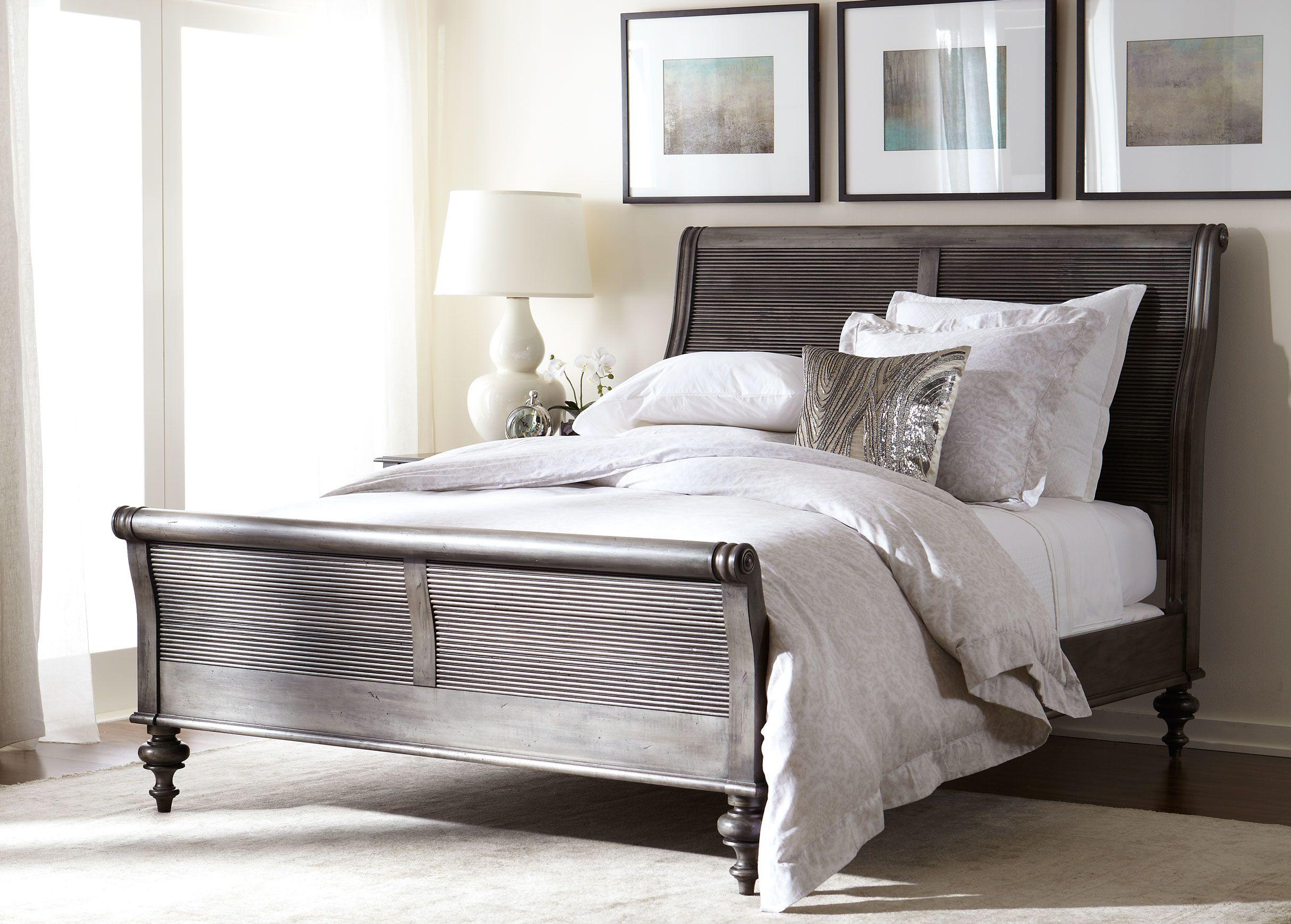 Kingston Bed Sleigh Beds Ethan Allen Bedroom Furniture Bedroom Sets