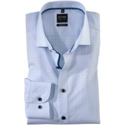 Photo of Olymp Level Five Shirt, body fit, Royal Kent, Bleu, 37 Olympolymp