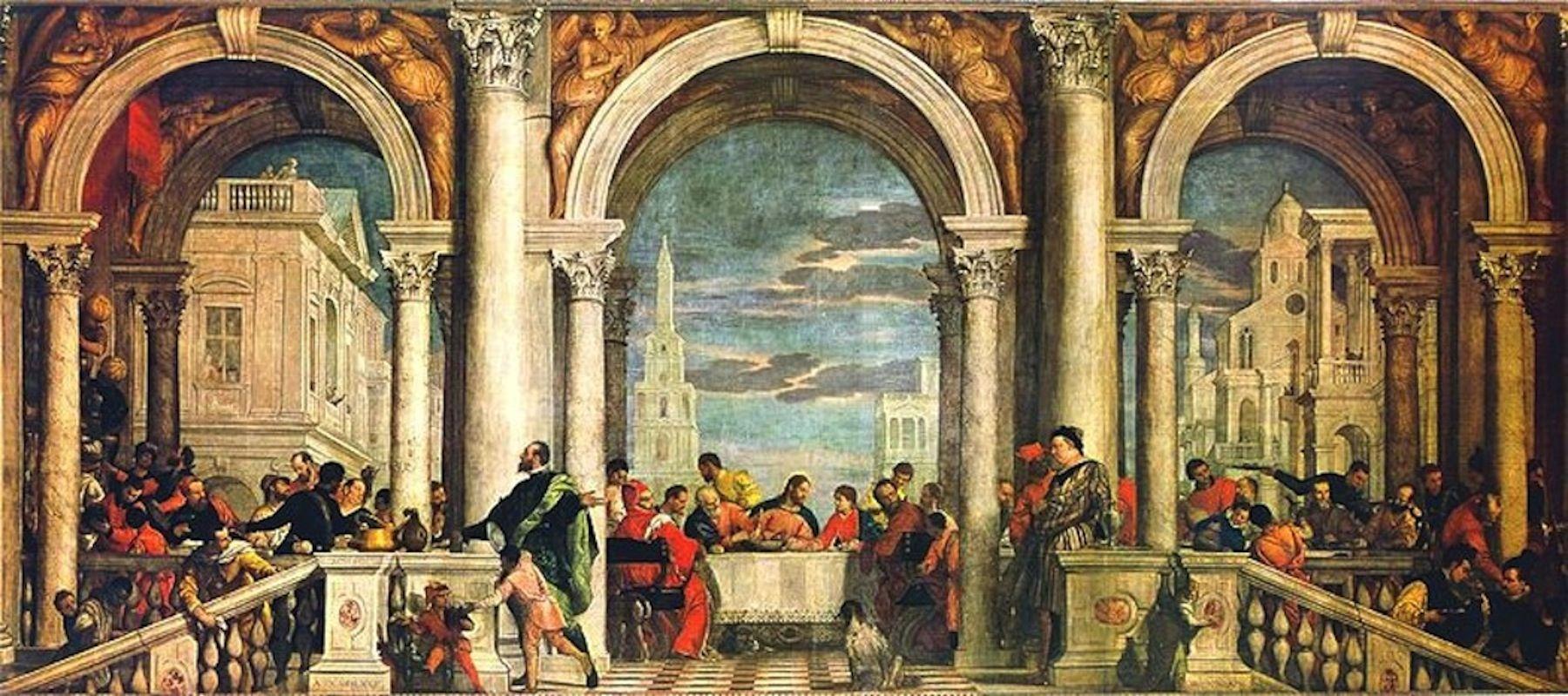 Paolo_Veronese_007.jpg (1800×799)   Art--Venice   Pinterest