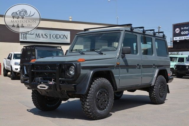 1991 Mercedes Benz G WAGON G Class G Series Wheat Ridge, CO