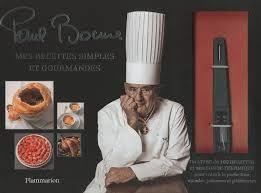 Bocuse, Paul; mes recettes simples et gourmandes, Flammarion, 2010