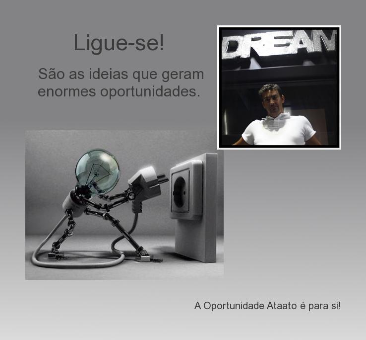 Das ideias surgem as oportunidades e as oportunidades.     Ataato foi uma ideia, hoje é uma realidade, não perca a melhor oportunidade da sua vida!    Ataato We Do Design http://ataato.com