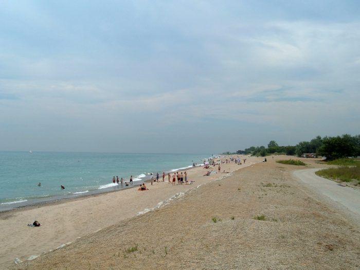 Zion Il Beach