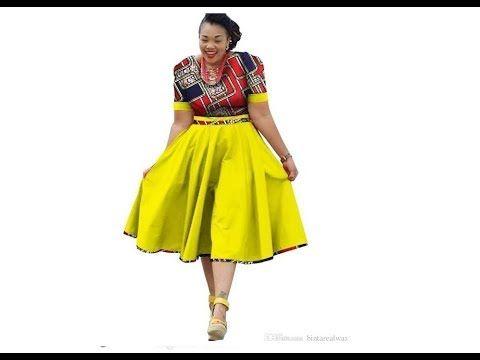 2018 Short African Dresses : Best Of Best 2018 African Dresses for ...