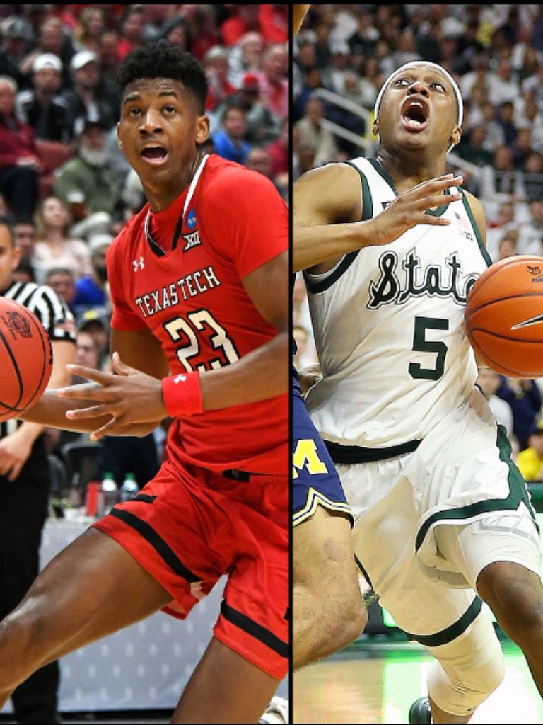 Texas Tech vs. Michigan State Red raiders basketball