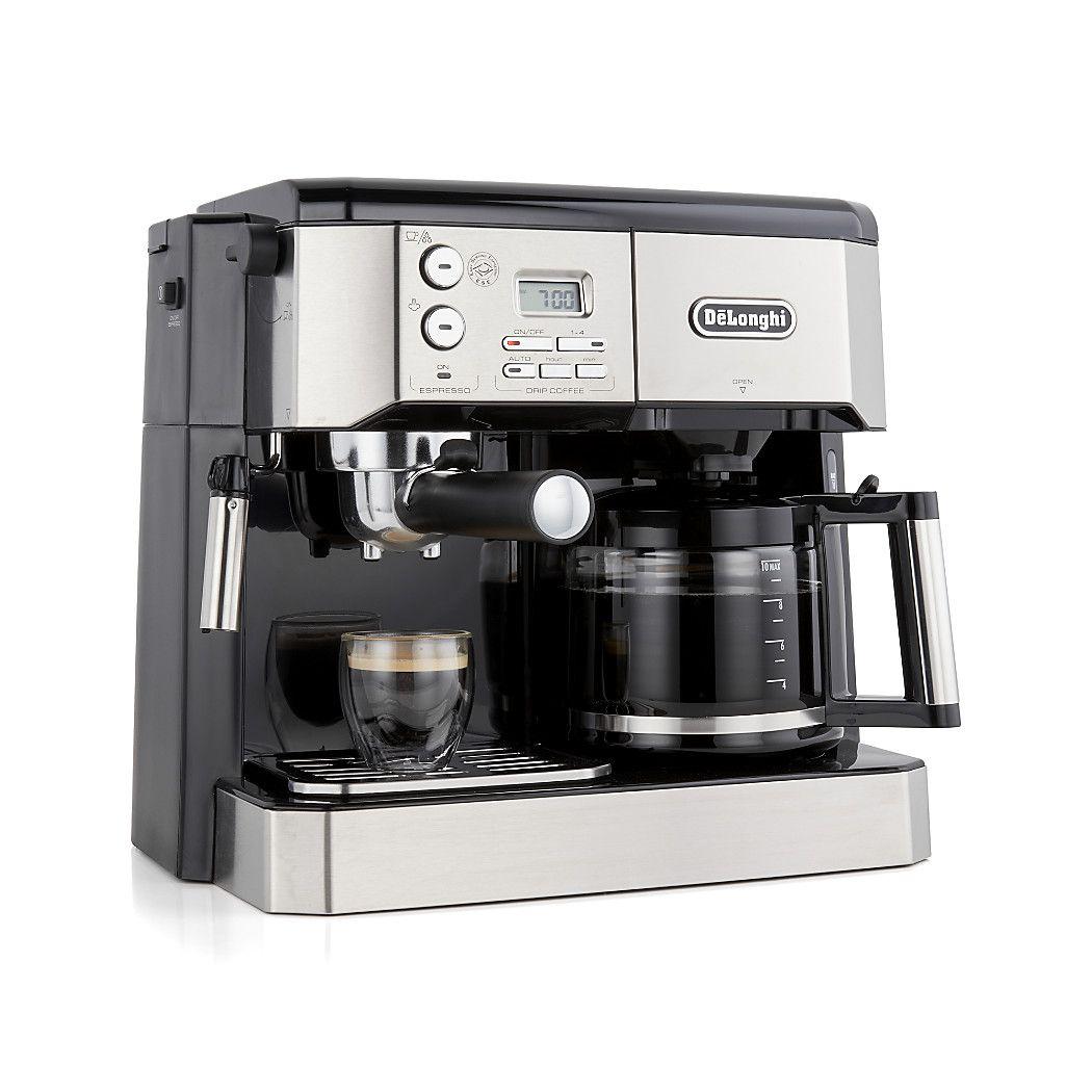 Free Shipping Shop Delonghi Combination Coffee Espresso Machine Create Barista Worthy Cappuccino Espresso And Espresso Machine Coffee Maker Coffee Machine