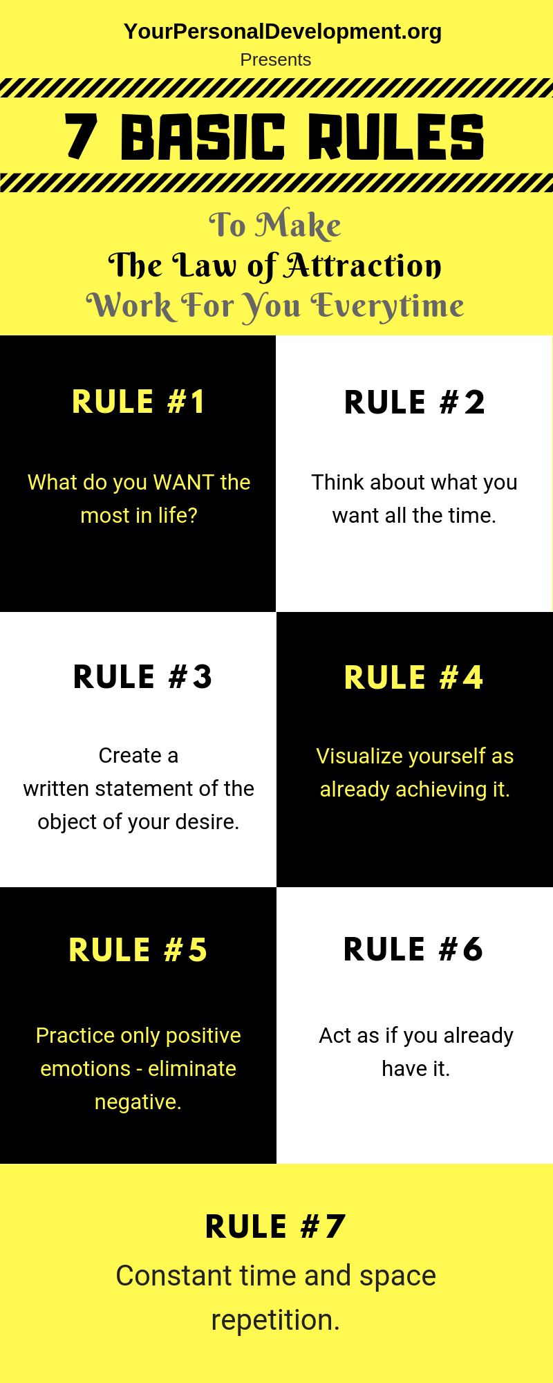 Have You Been Trying To Practice The Law Of Attraction But Somehow You Get Stuck Every Time Or It Seems To You That You Are Missing Some Basic Rules To Make