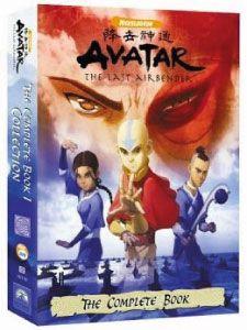 Avatar A Lenda De Aang 1º A 3º Livro 2005 A 2008 Blu Ray 720p