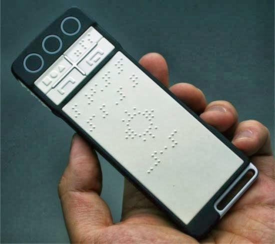 8e24e34cf21a9 Tecnologia de aparelhos celulares para deficientes visuais - PcD ...