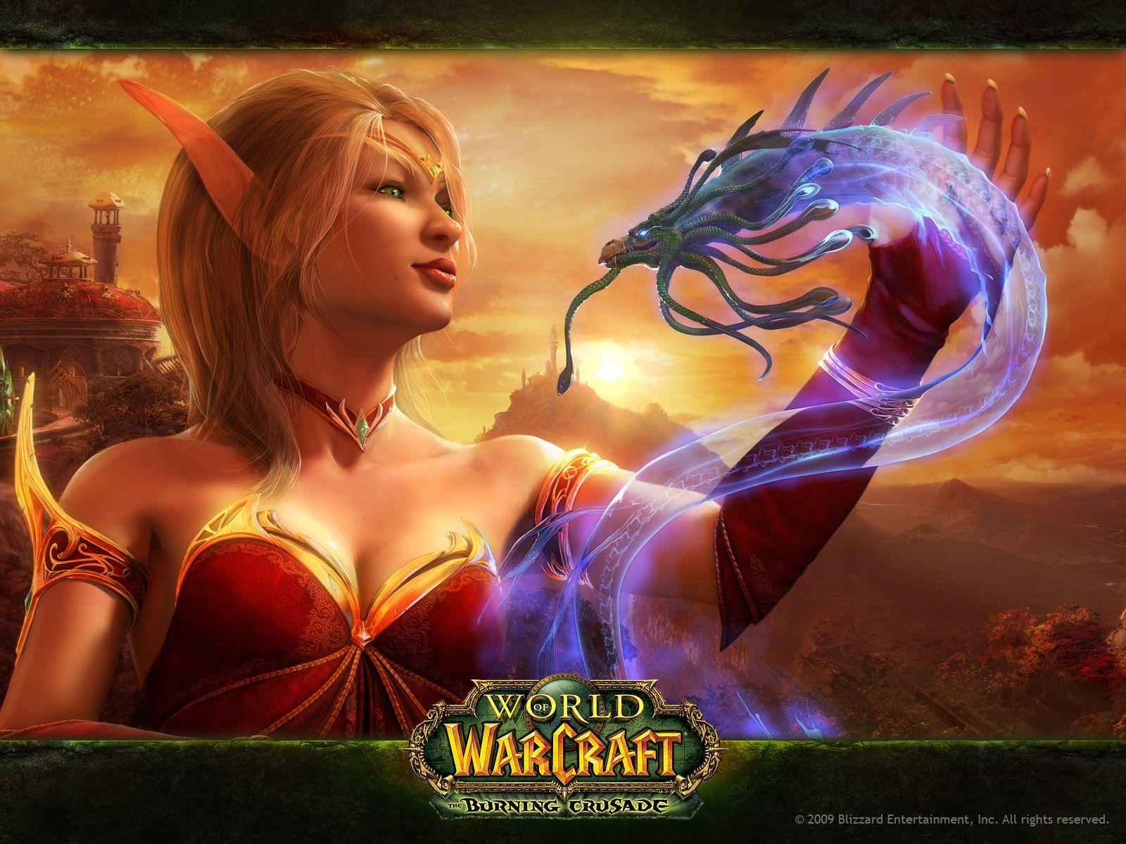 Fond D'écran World Of Warcraft Gratuit