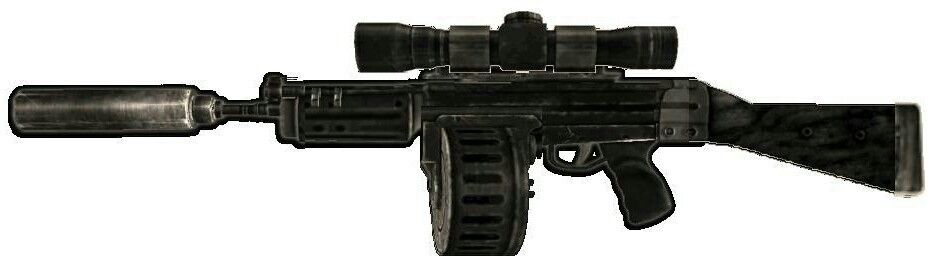FO: 3 R95 Light Support Rifle.