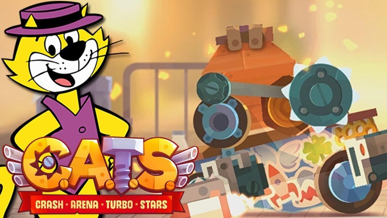 😺 C.A.T.S. Crash Arena Turbo Stars 😺 #66 : PRESTIGIO 2 + CHEST OPENING +...