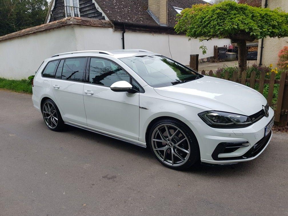 VW Golf 7.5 estate/variant/wagon bbs ci r 19 5th estate